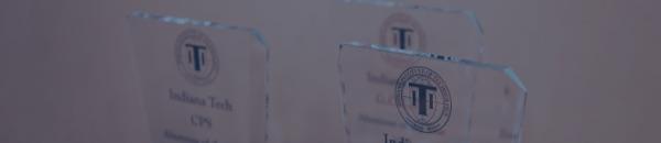 2019 Alumni Award Plaques
