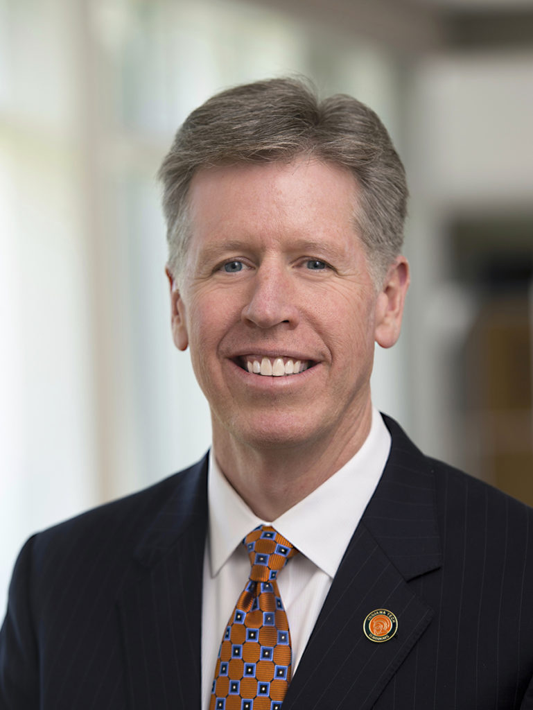 photo of Indiana Tech President Dr. Karl Einolf