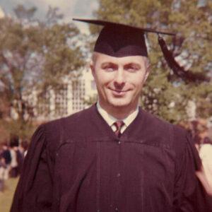 Dr. James Scroggin BSME 1960
